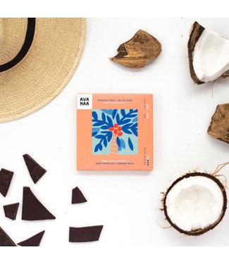 Avanaa CHOCOLAT NOIR + LAIT DE COCO