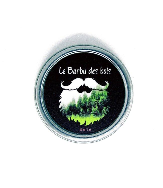 Barbu des bois BAUME À BARBE SAPIN FRUITÉ