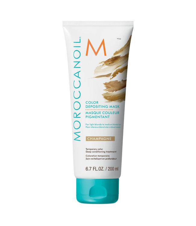 Moroccanoil MASQUE COULEUR PIGMENTANT - CHAMPAGNE 200 ml / 6.7 oz