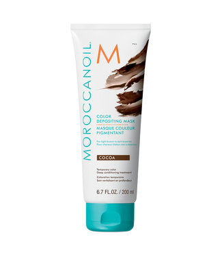 Moroccanoil MASQUE COULEUR PIGMENTANT - CACAO 200 ml / 6.7 oz
