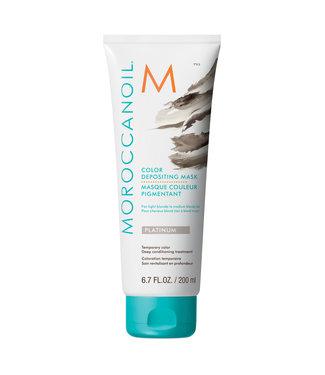 Moroccanoil MASQUE COULEUR PIGMENTANT - PLATINE 200 ml / 6.7 oz
