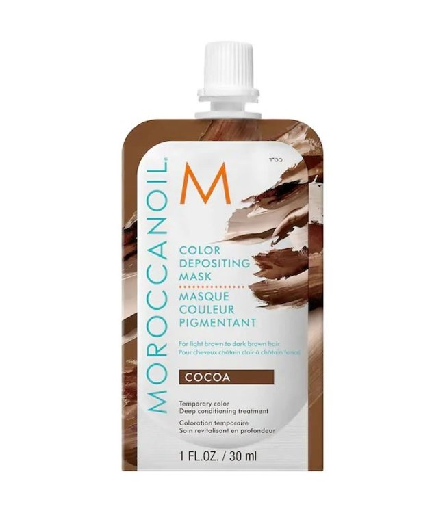 Moroccanoil MASQUE COULEUR PIGMENTANT - COCOA 30 ml / 1 oz