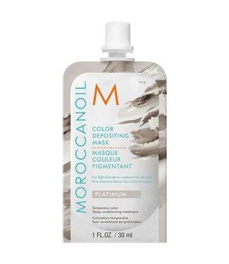 Moroccanoil MASQUE COULEUR PIGMENTANT - PLATINE 30 ml / 1 oz