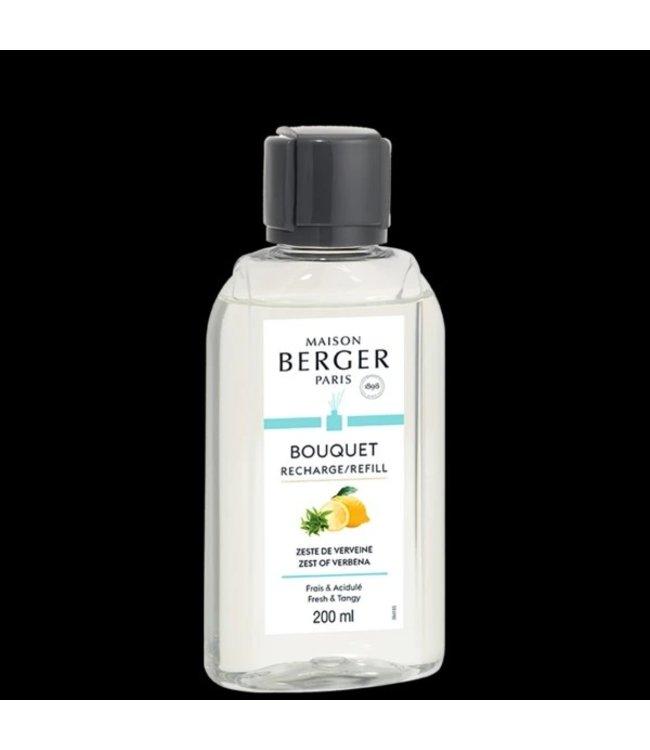 Maison Berger RECHARGE DE BOUQUET ZESTE DE VERVEINE 200 ML