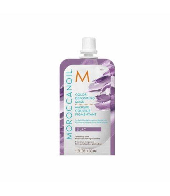 Moroccanoil MASQUE COULEUR PIGMENTANT -LILAC 30 ml / 1 oz