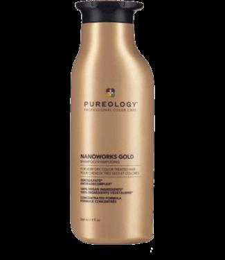 Pureology SHAMPOOING NANOWORKS GOLD 266 ml