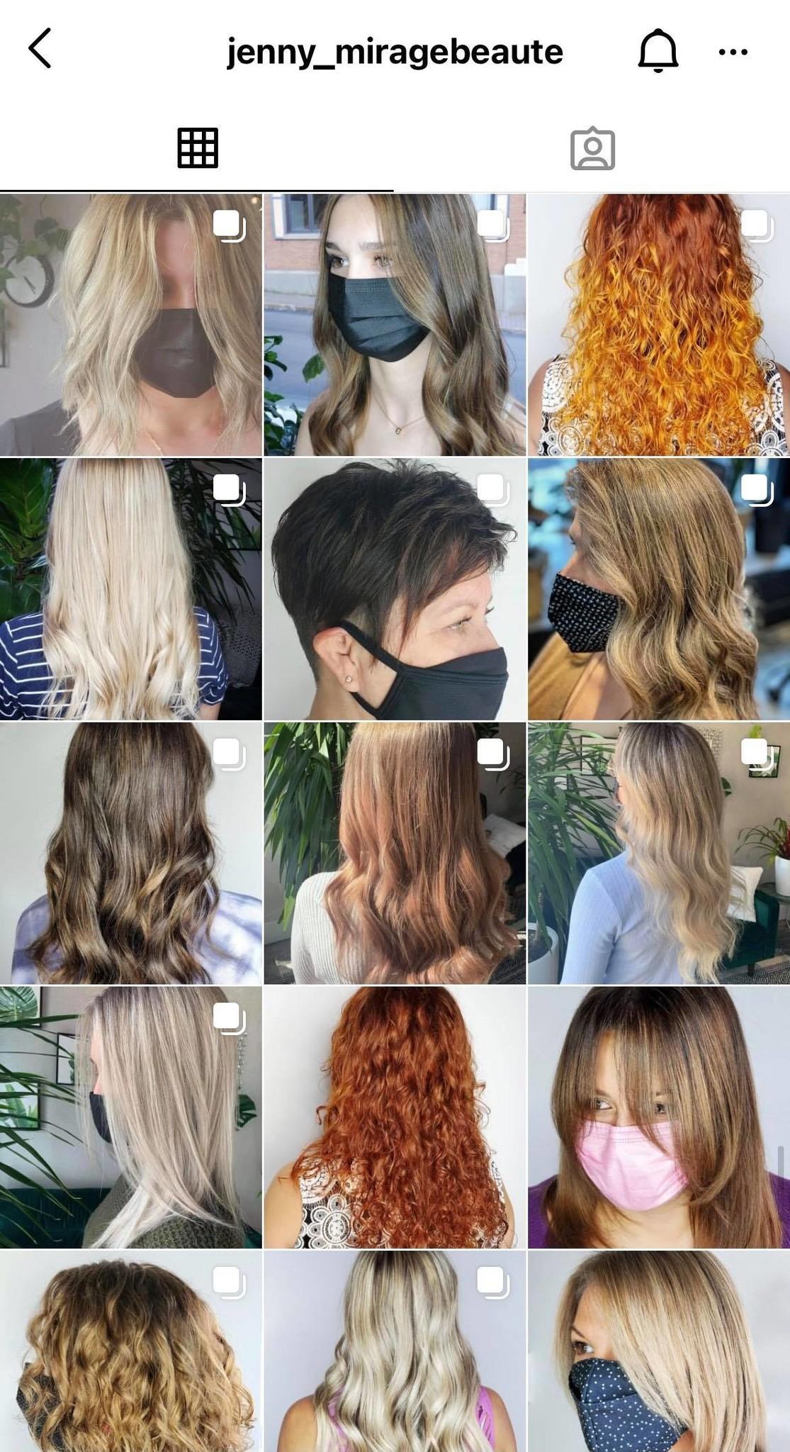 Instagram Jenny