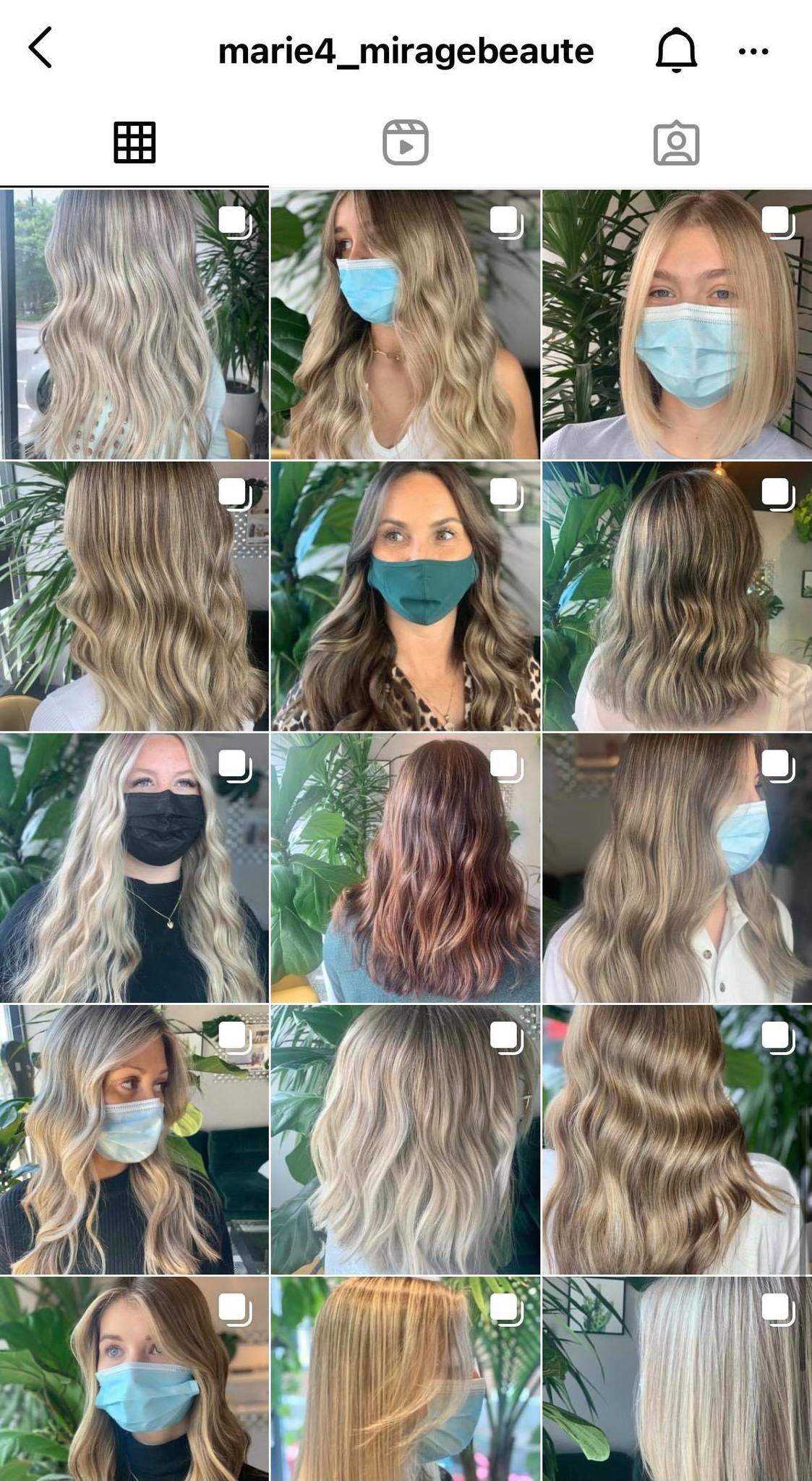 Instagram Marie-Catherine