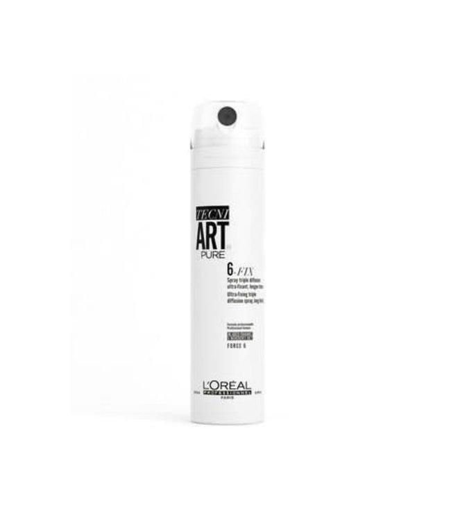 L'Oréal Professionnel TECNI ART - 6-FIX 250 ml