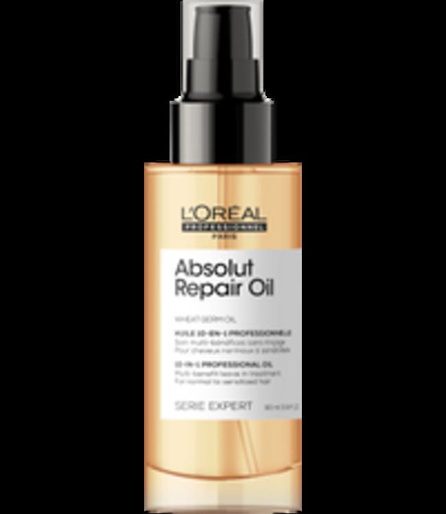 L'Oréal Professionnel ABSOLUT REPAIR OIL - HUILE 10-EN-1 90 ml