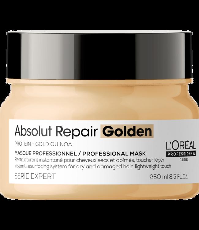 L'Oréal Professionnel ABSOLUT REPAIR GOLDEN - MASQUE 250 ml