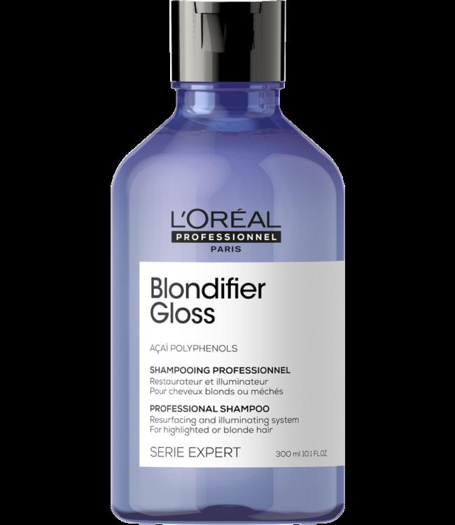 L'Oréal Professionnel BLONDIFIER GLOSS - SHAMPOOING 300 ml
