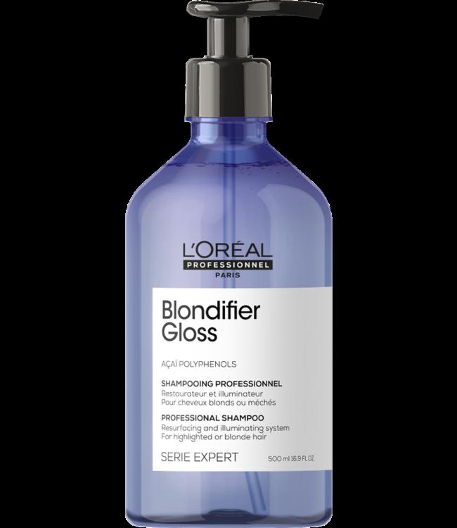 L'Oréal Professionnel BLONDIFIER GLOSS - SHAMPOOING 500 ml