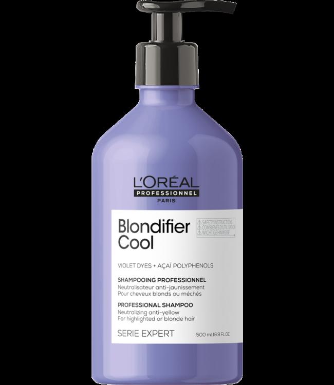 L'Oréal Professionnel BLONDIFIER COOL - SHAMPOOING 500 ml