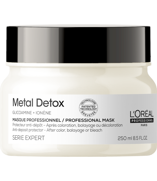 L'Oréal Professionnel METAL DETOX - MASQUE 250 ml