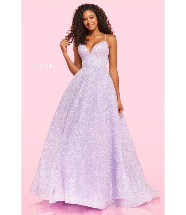 Sherri Hill 54153 Lilac
