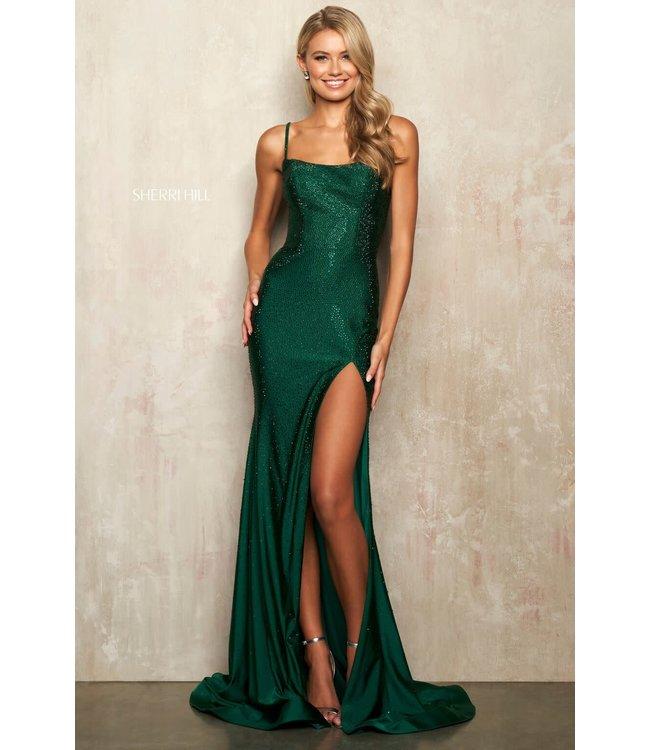 Sherri Hill 54272 Emerald