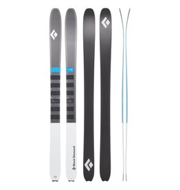 Black Diamond Black Diamond Helio 105  Carbon Skis - 2019