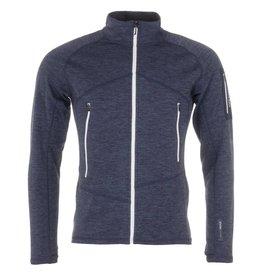 Ortovox Chandail Ortovox Merino Fleece Light Melange Jacket - Homme