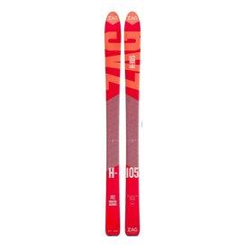 Zag Zag H-105 Skis - Unisex