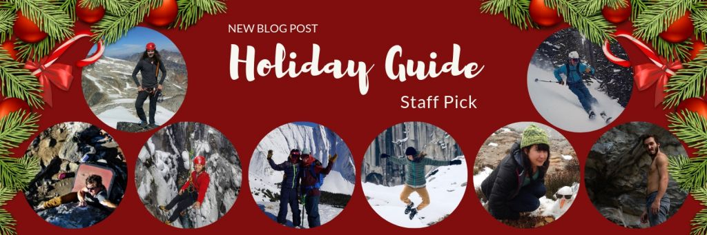 Holiday Guide - Vertical Addiction's Staff Picks