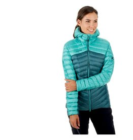 Mammut Manteau isolant Mammut Broad Peak IN Hooded - Femmes