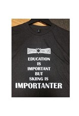 Vertical Addiction Education Skiing T