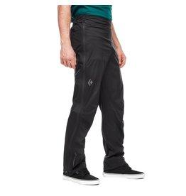 Black Diamond Pantalons de pluie Black Diamond Stormline Pant Full Zip