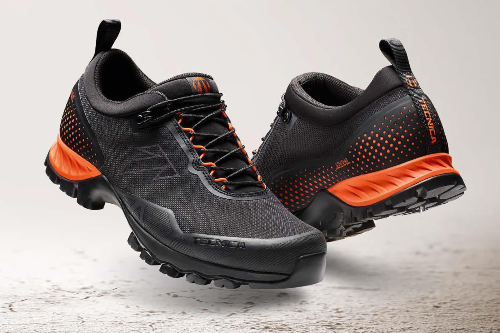 tecnica cas upper on plasma shoes