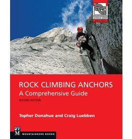 2e édition - Rock Climbing Anchors (Anglais)