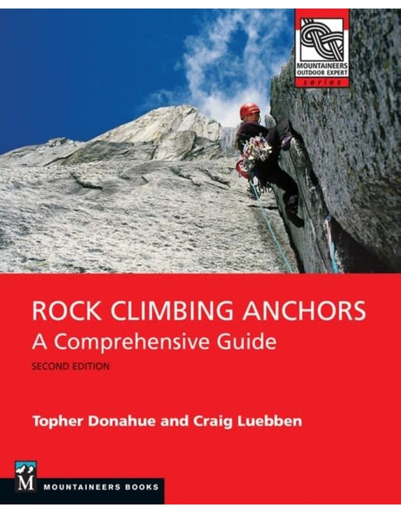 Rock Climbing Anchors -2nd Edition