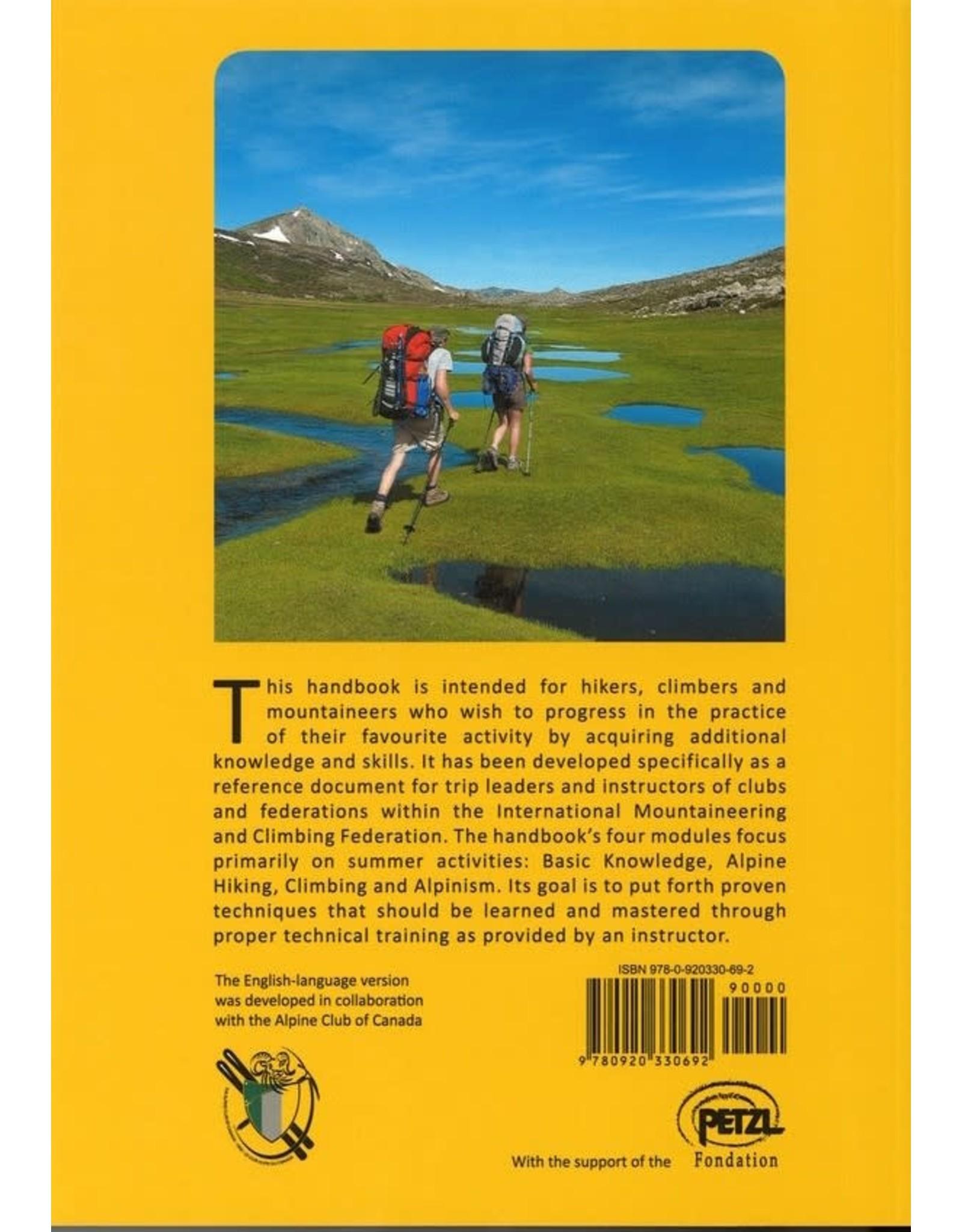 Alpine Skills: Summer Handbook