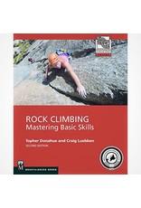 2nd Edition Rock Climbing Mastering -  Basic Skills