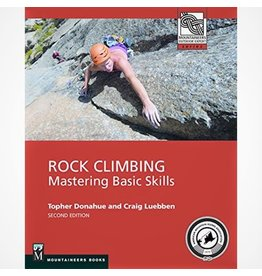 2nd Edition Rock Climbing Mastering -  Basic Skills