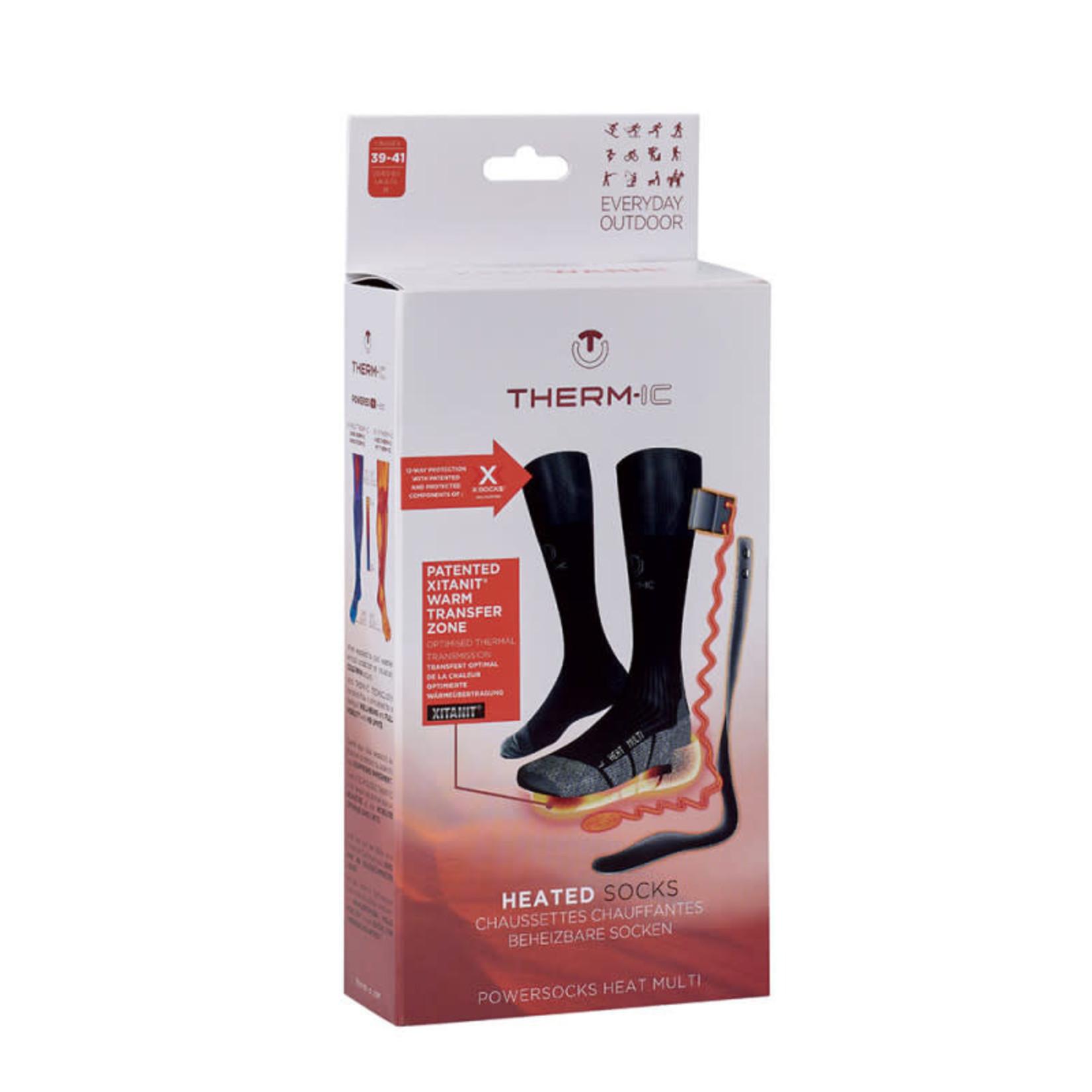Chaussette chauffantes Therm-ic Powersocks