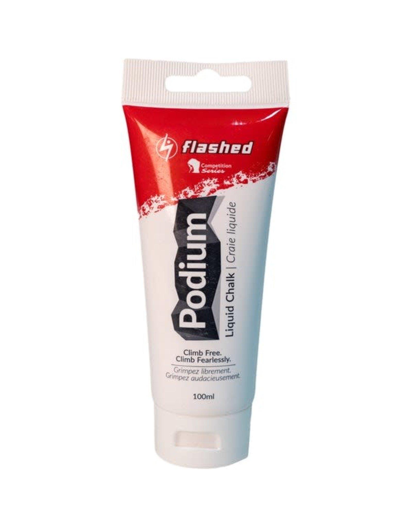 Flashed Podium Liquid Chalk