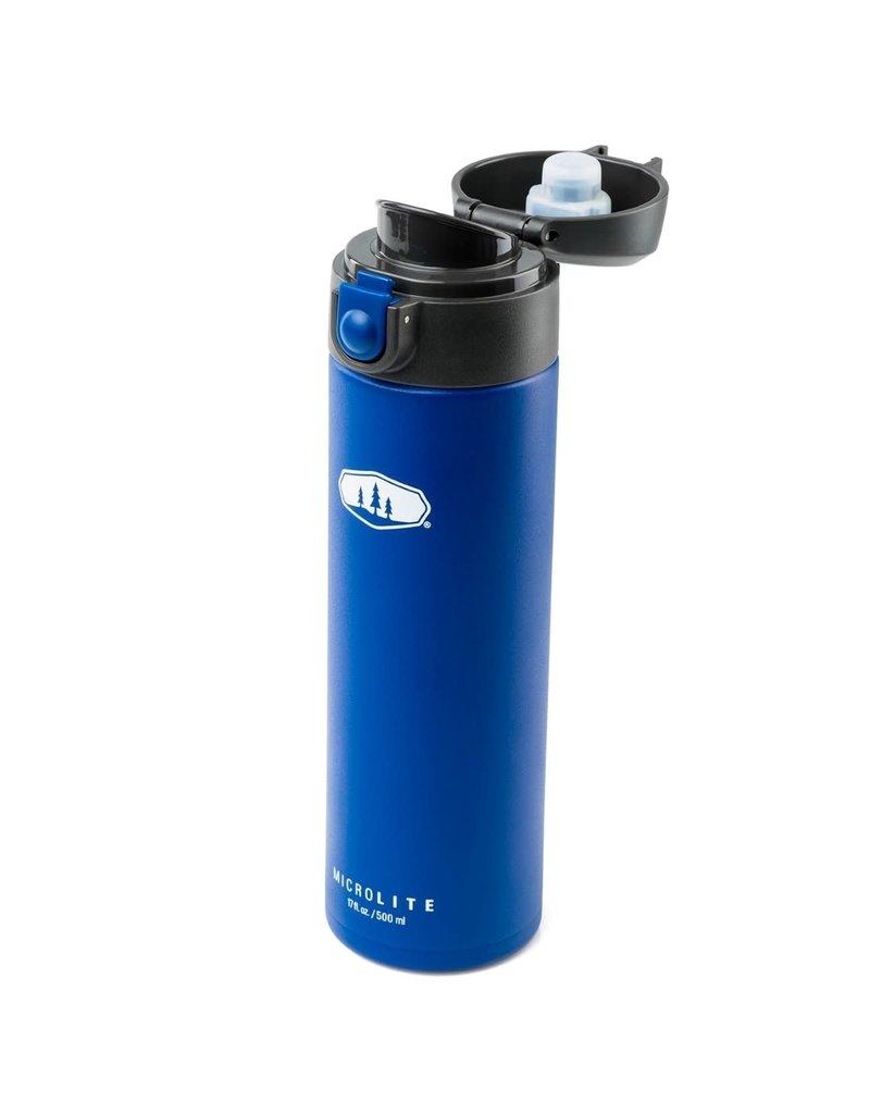 Glacier Microlite Stainless Steel Vacuum Bottle - 500 ml