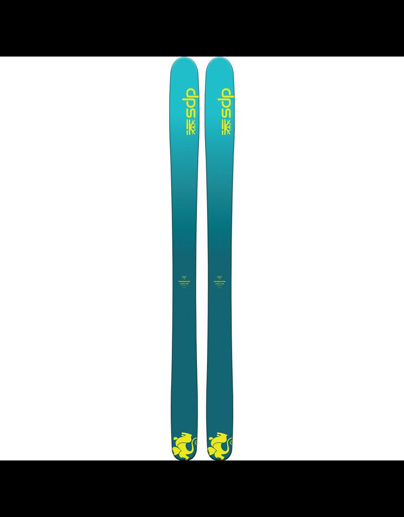 DPS DPS Yvette 100 Foundation Skis - Women