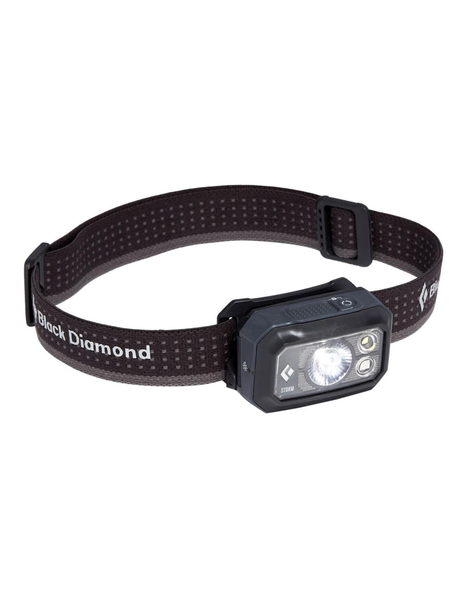 Black Diamond Lampe frontale Black Diamond Storm 400