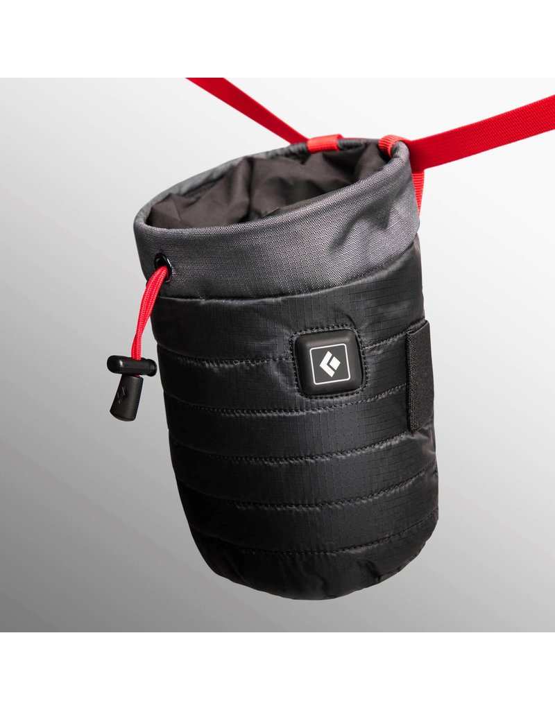 Black Diamond Sac à magnésie Black Diamond Hot Forge Heated Chalk Bag