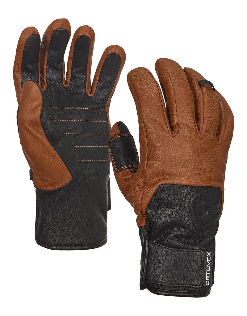 Ortovox Ortovox Swisswool Leather Gloves - Unisex