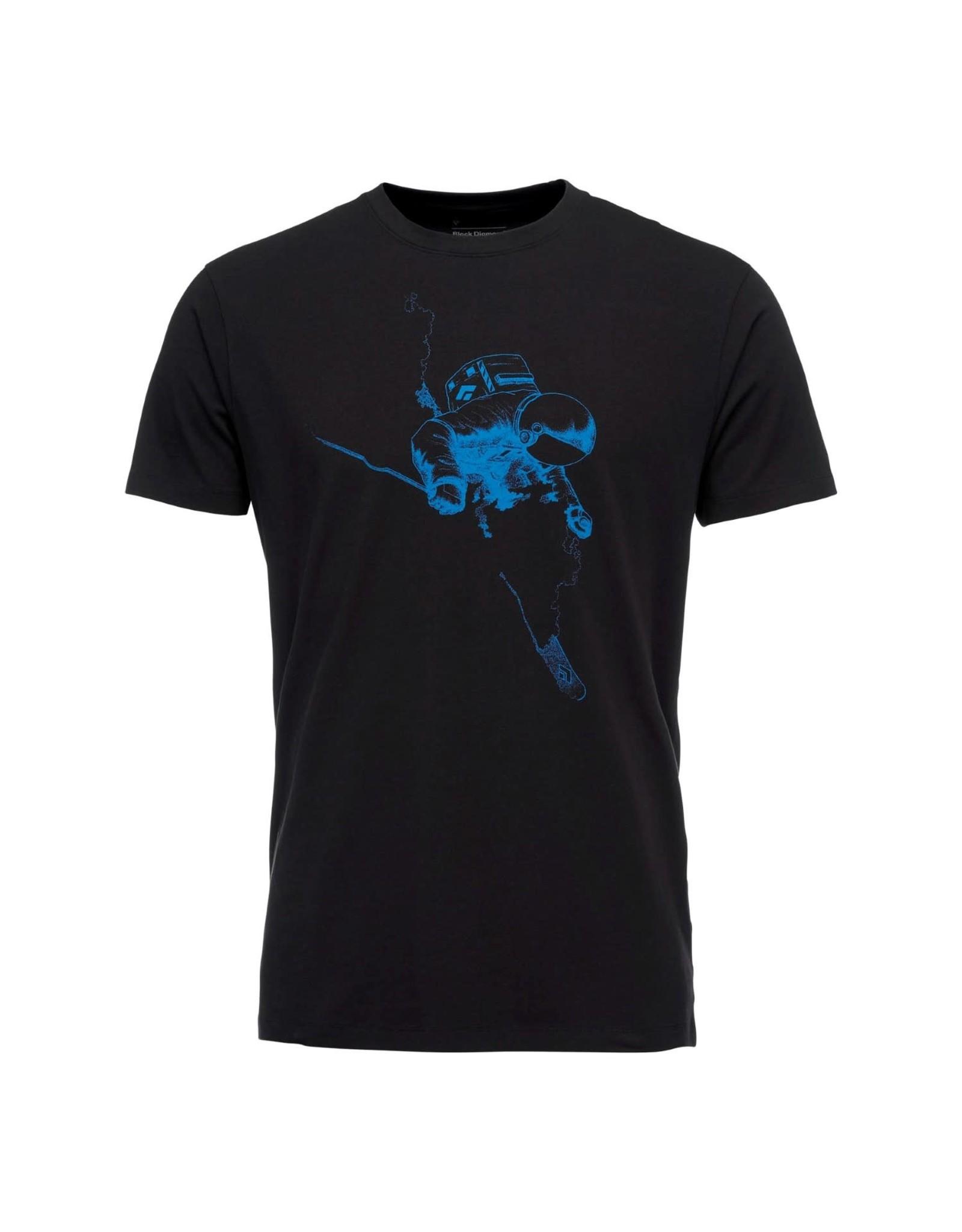 Black Diamond T-Shirt Black Diamond Faceshot Tee - Homme