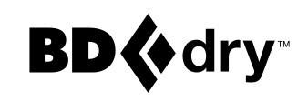 BD Dry Logo