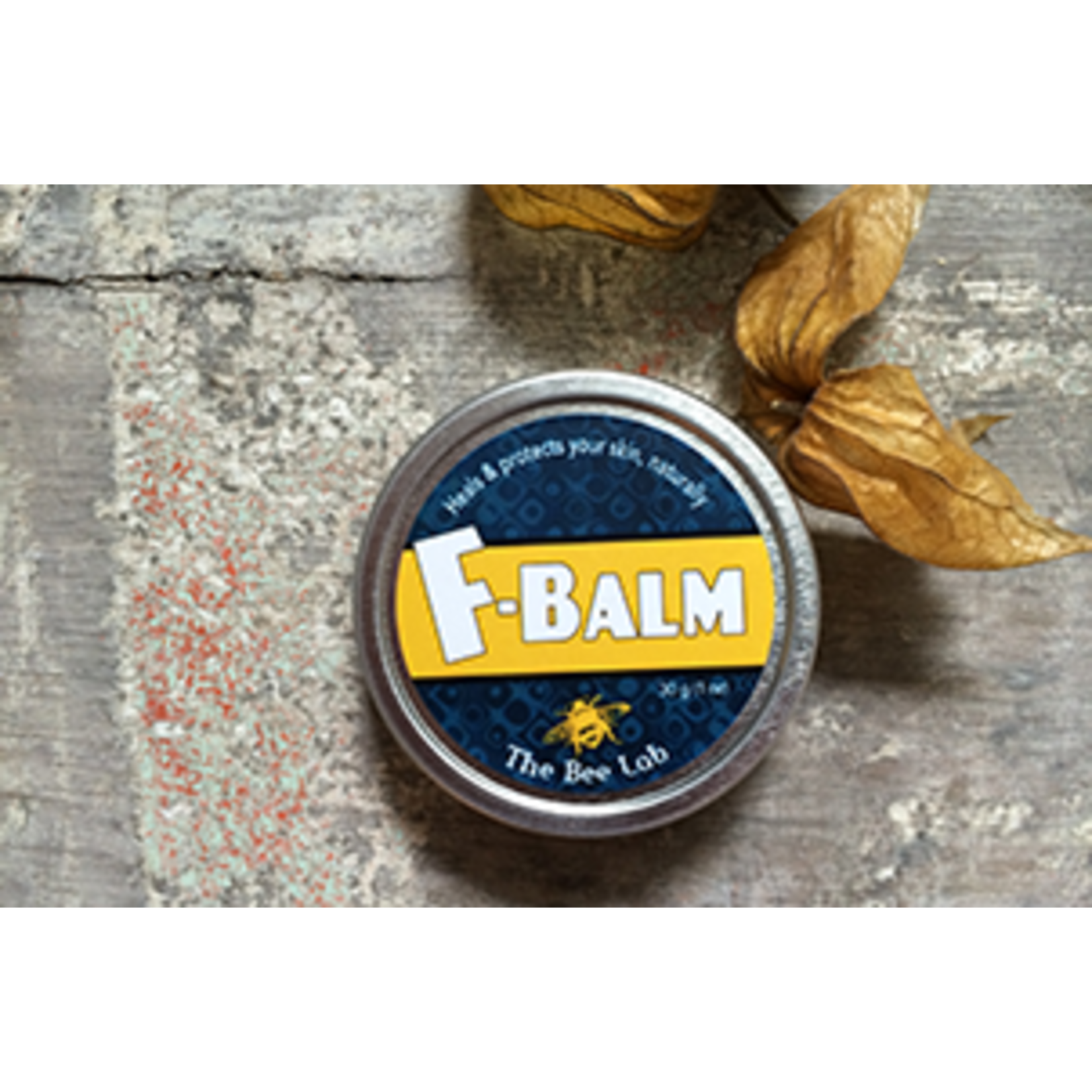 Baume Bee Lab F-Balm 15 g - Parfumé