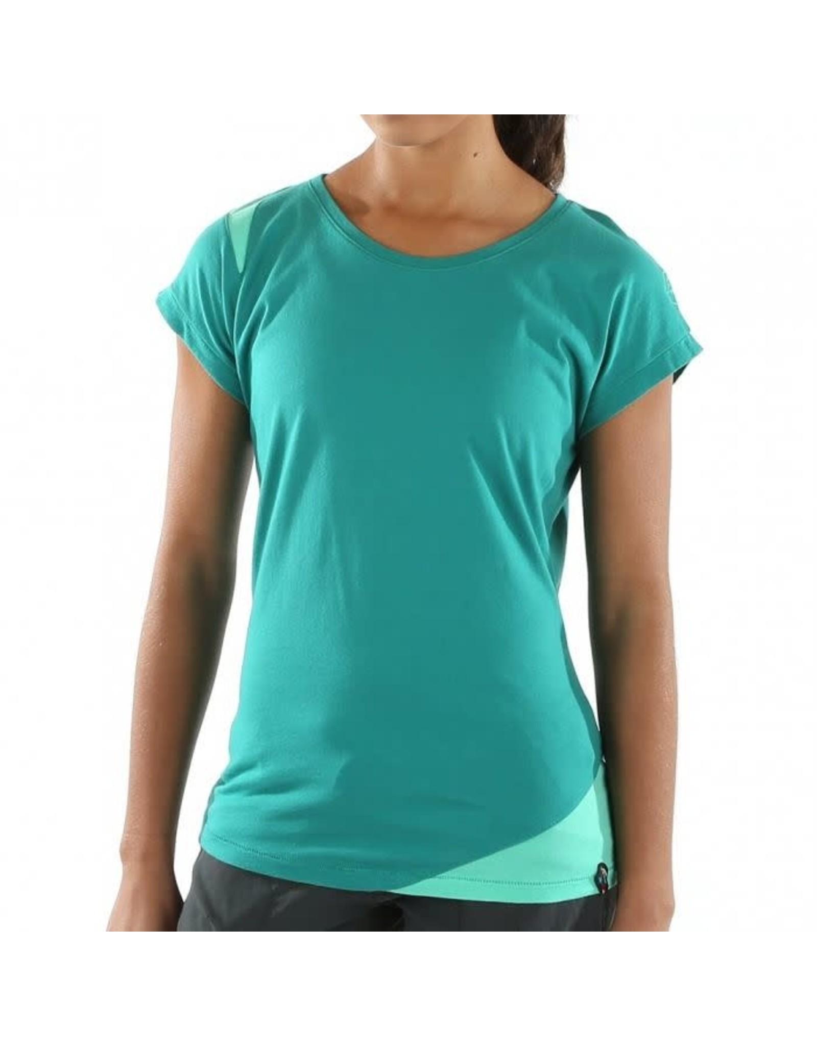 La Sportiva T-shirt La Sportiva Chimney - Femme