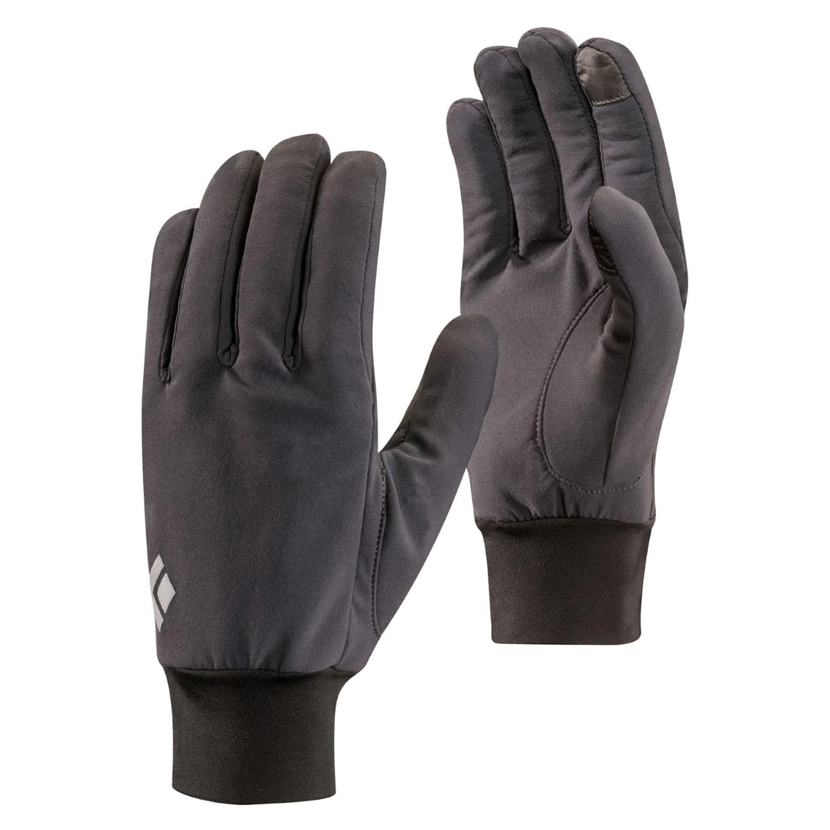 Black Diamond Black Diamond Lightweight Softshell Gloves - Unisex
