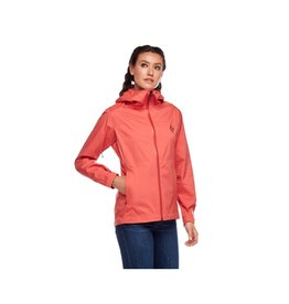 Black Diamond Manteau Black Diamond Stormline Stretch - Femme