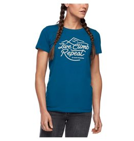 Black Diamond Black Diamond Live Climb Repeat Tee -Women