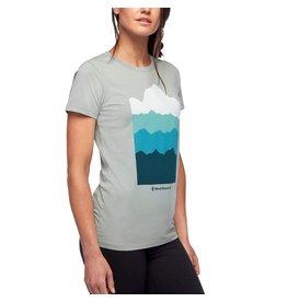 Black Diamond T-Shirt Black Diamond Vista - Femme