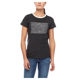 Black Diamond T-shirt Black Diamond  Diamond Contour - Femme